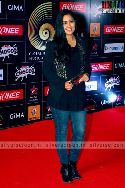 at GIMA 2015 Awards