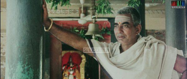 Actor JV Somayajulu in Sankarabharanam Movie