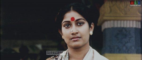 Actress Manju Bhargavi in Sankarabharanam Movie Stills