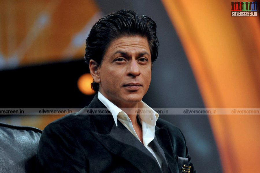 Shahrukh Khan at India Poochega Sabse Shaana Kaun Media Meet
