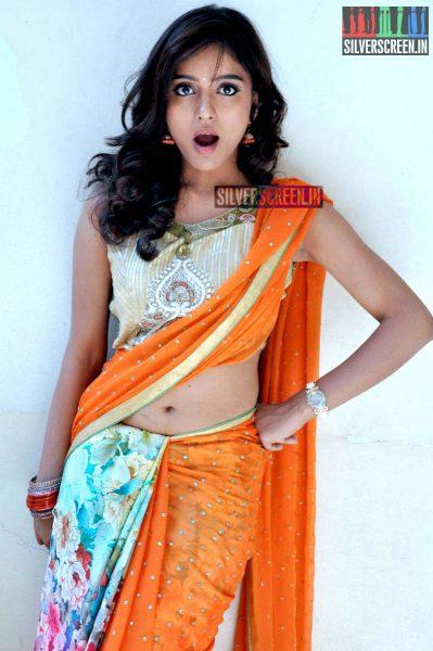 Vithika Sheru at Paddanandi Premalo Mari Movie Press Meet Photos