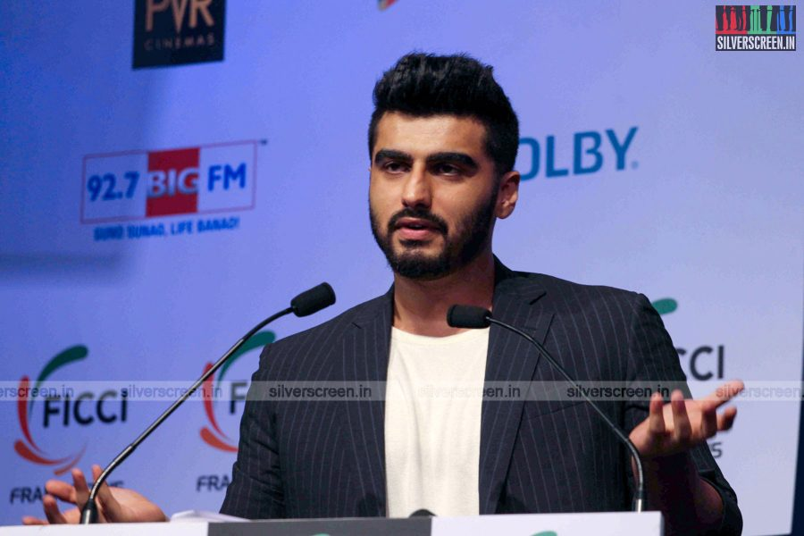 Arjun Kapoor at FICCI Frames 2015