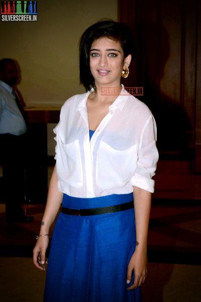 Akshara Haasan at the 16th IIFA Voting Weekend Press Meet