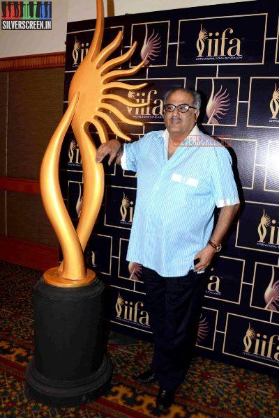 Boney Kapoor at the 16th IIFA Voting Weekend Press Meet