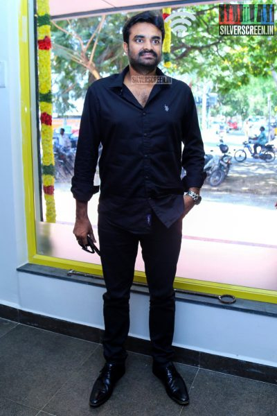Director Vijay at Launch of COCO JAUNT 1728 - French Bakery & Cafe in Anna Nagar