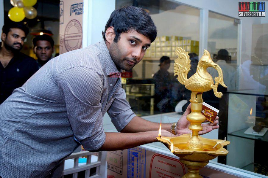Aadhav Kannadasan at Launch of COCO JAUNT 1728 - French Bakery & Cafe in Anna Nagar