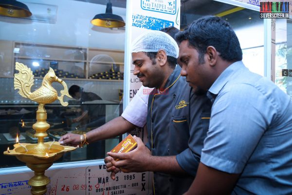 Celebs at Launch of COCO JAUNT 1728 - French Bakery & Cafe in Anna Nagar
