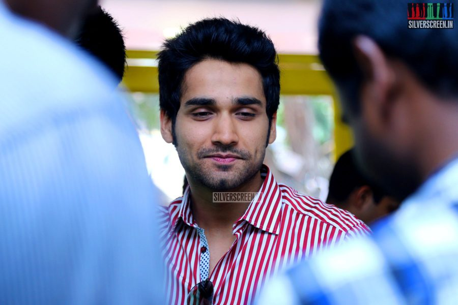 Amitash Pradhan at Launch of COCO JAUNT 1728 - French Bakery & Cafe in Anna Nagar