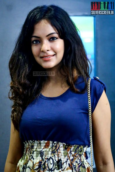 Model Surya Ganapathy at Launch of COCO JAUNT 1728 - French Bakery & Cafe in Anna Nagar