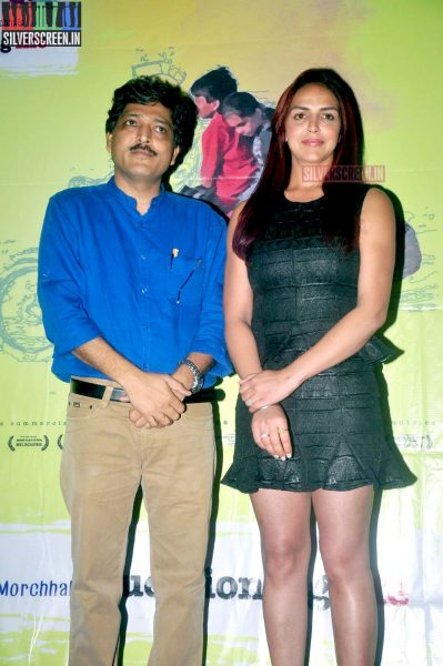 Esha Deol at the Trailer Launch of Barefoot to Goa