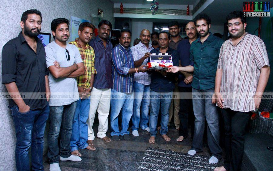 at Jackson Durai Movie Launch