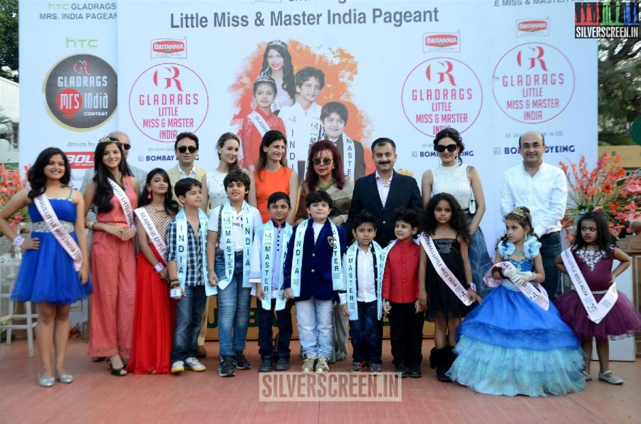 Launch of Gladrags Mrs India Beauty Pageant Photos