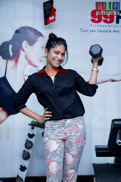 Miss Flame 99F - Women's Day Fitness Competition Photos