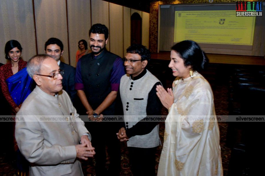 Ramanujan - Special Screening for Hon. President of India