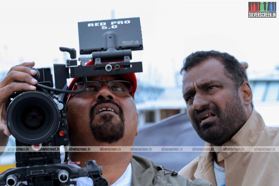in Serndhu Polama Movie Stills