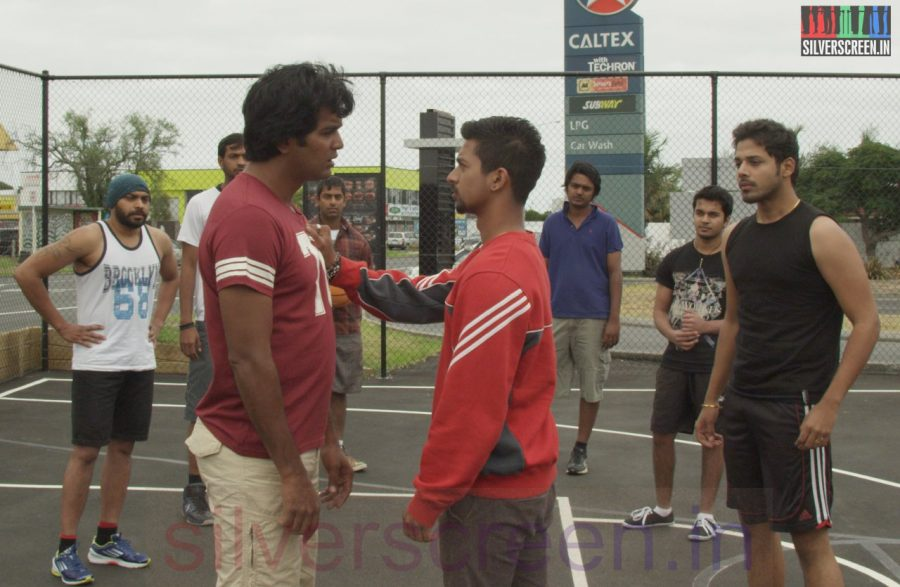 Actor Vinay Rai in Serndhu Polama Movie Stills