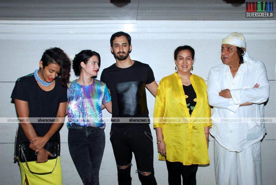 Shruti Haasan at Sanjay Gupta Birth Day Party
