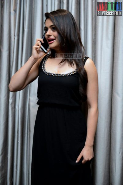 Shruti Sodhi Photos at Player Press Meet