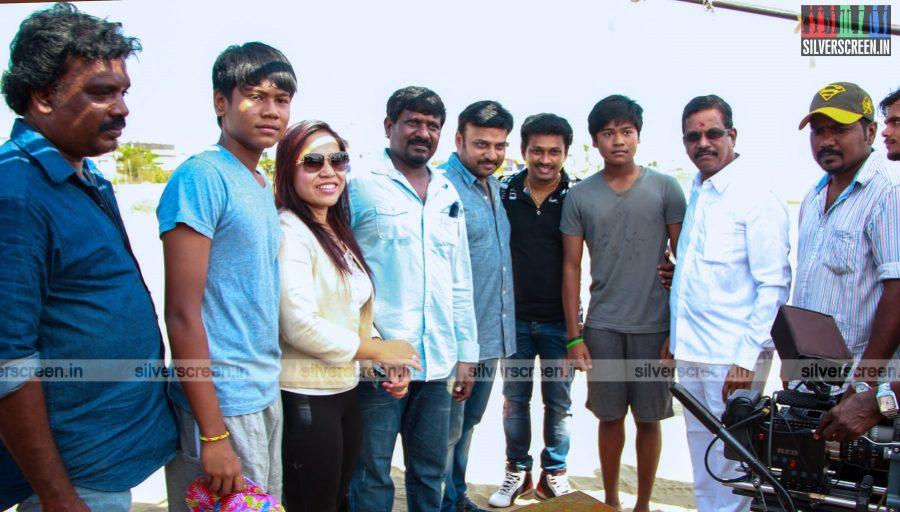 Stun Shiva Production No 1 Movie Launch Photos