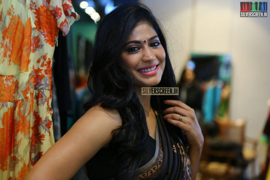 Vijayalakshmi at Ritu Kumar Event Photos