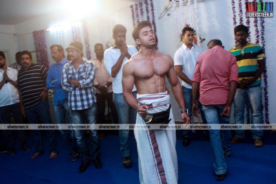 Yaali Movie Launch Photos