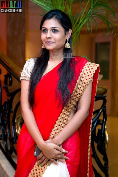 at Dzire Madras Bridal Fashion Show