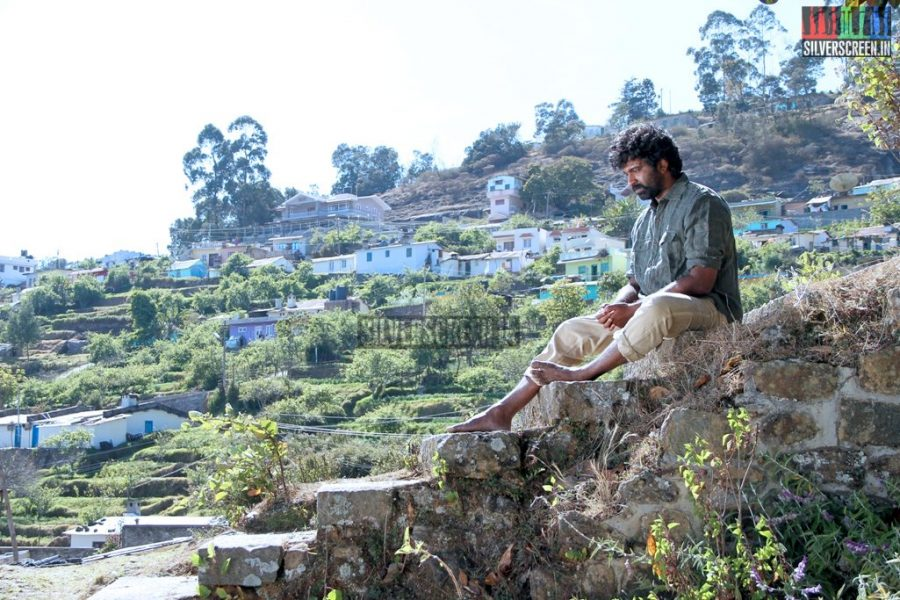 Actor Arjuna in Kangaroo Movie Stills