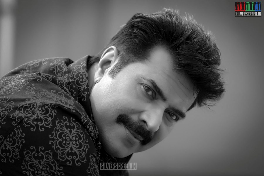 Mammootty HQ Photos from Bhaskar the Rascal