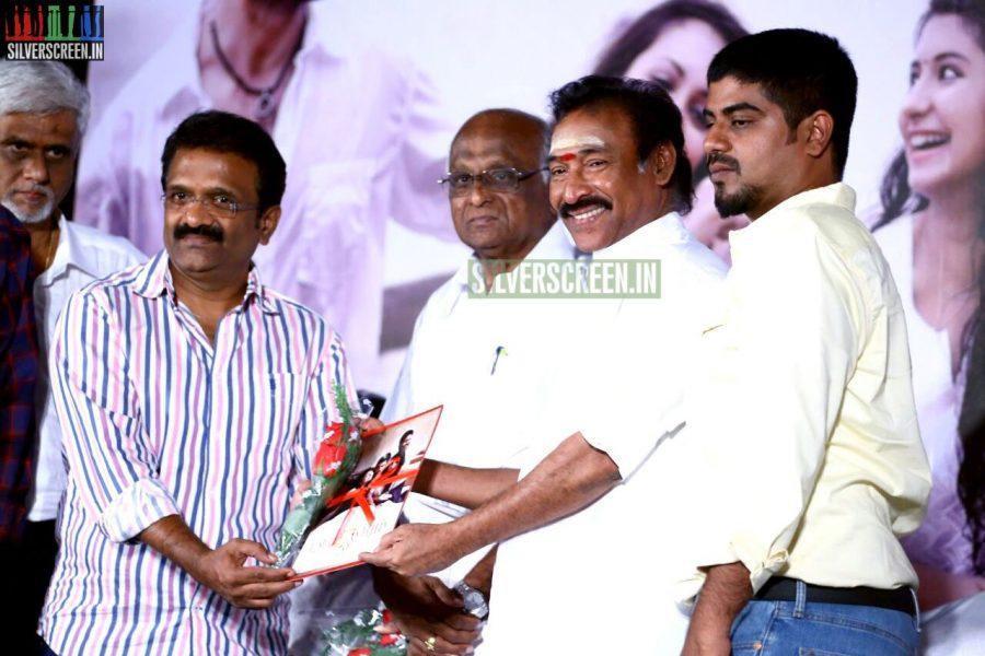 Deva at the Natpathigaram – 79 Movie Audio Launch Photos