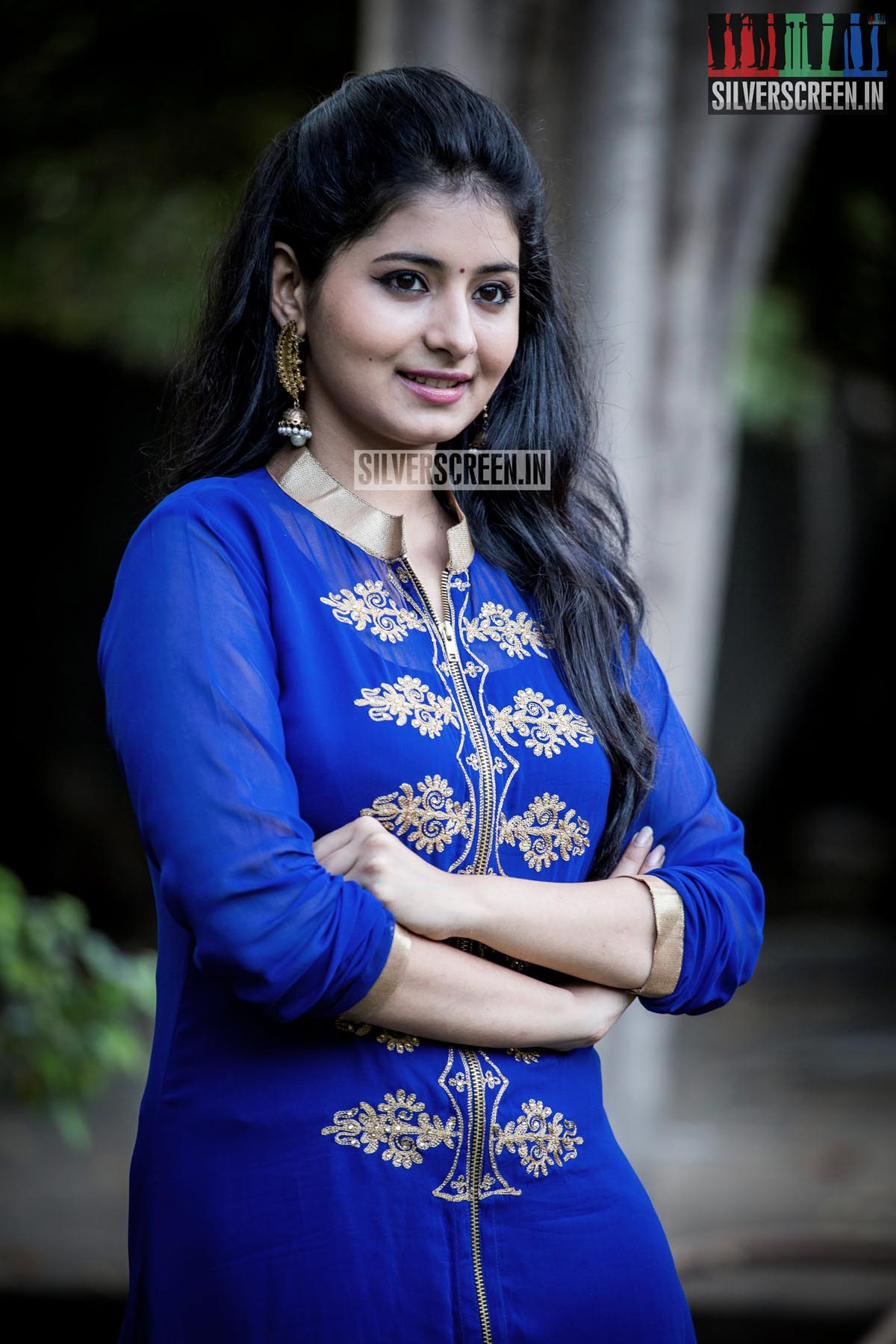 Reshmi Menon Hq Photos From Natpathigaram 79 Audio Launch