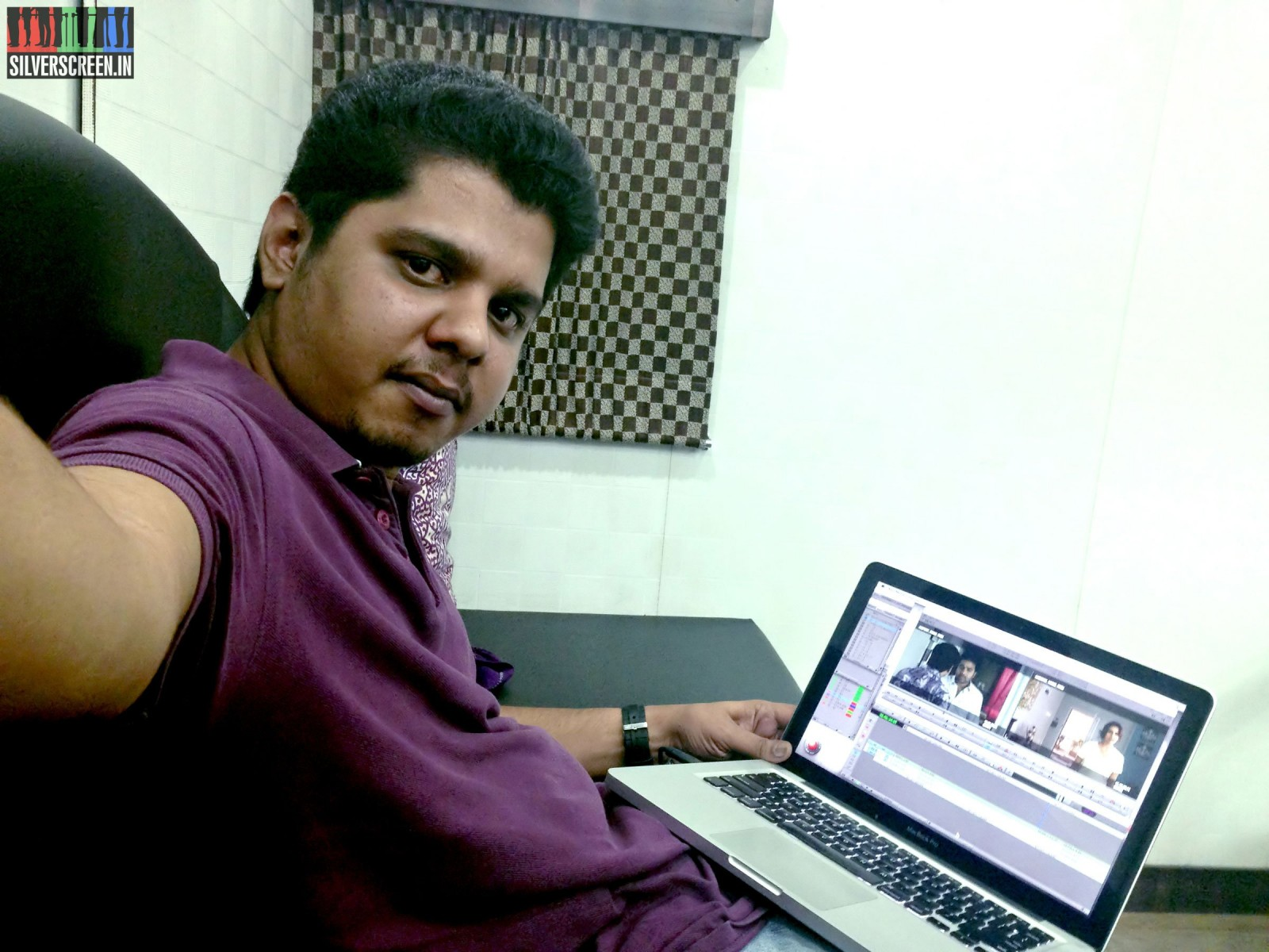 Editor TS Suresh Interview for Silverscreen.in