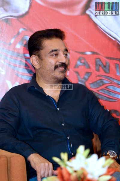 at Uttama Villain Press Meet