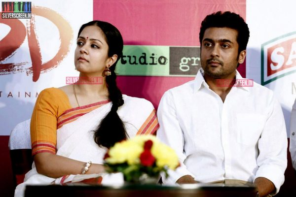 at 36 Vayadhinile Success Meet