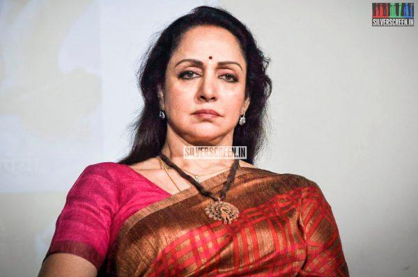 Hema Malini at Sangeeta Bajapi's Book Launch