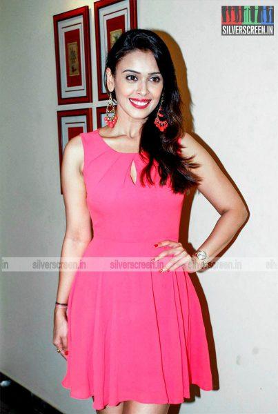 Hrishitaa Bhatt at Miss Tanakpur Haazir Ho Promotions
