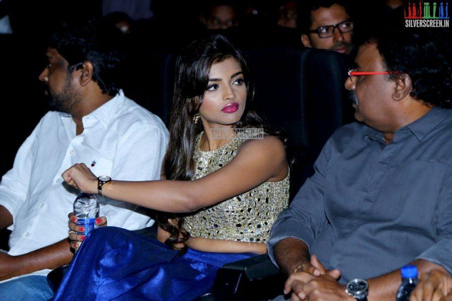 Ashna Zaveri at the Inimey Ippadithaan Audio Launch