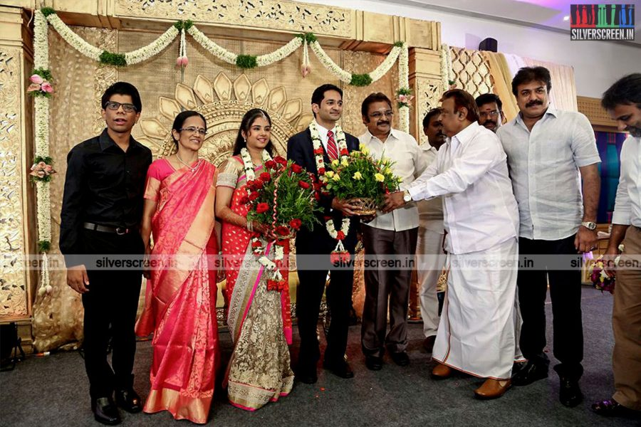 at Kamala Theatre MD Son Reception