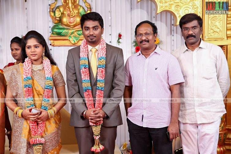 Priyan's Daughter Wedding Reception Photos