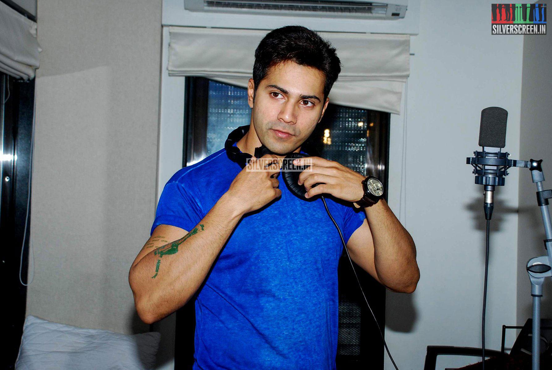 Varun Dhawan Body In Abcd 2