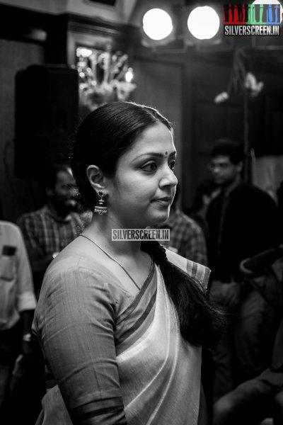 Suriya and Jyothika HQ Photos from 36 Vayadhinile Success Meet