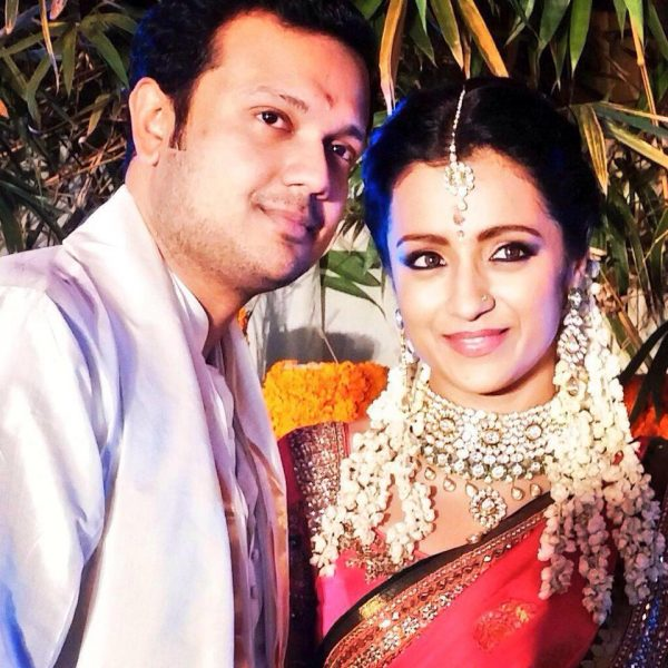 Trisha Krishnans Mother Confirms Breakup