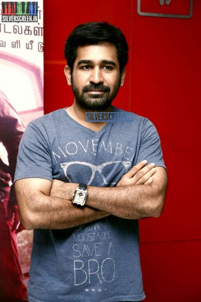 Vijay Antony at the Vaaimai Audio Launch Photos