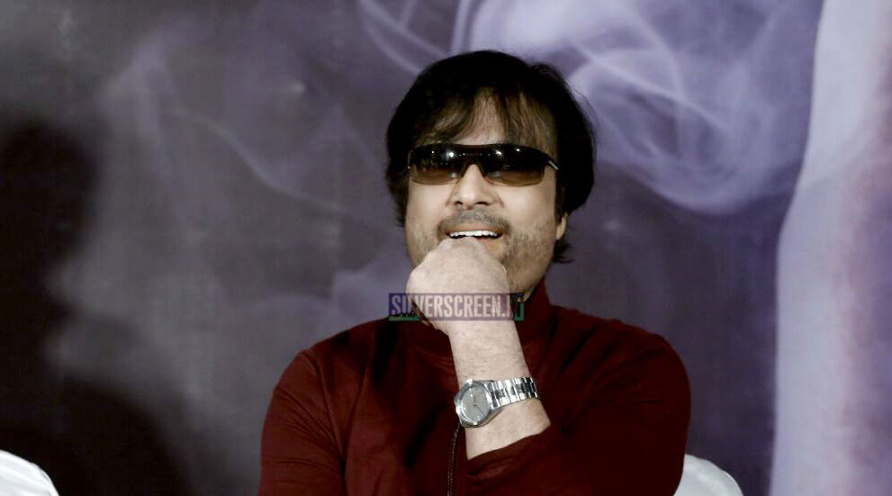 Karthik at the Amaran 2 Movie Press Meet