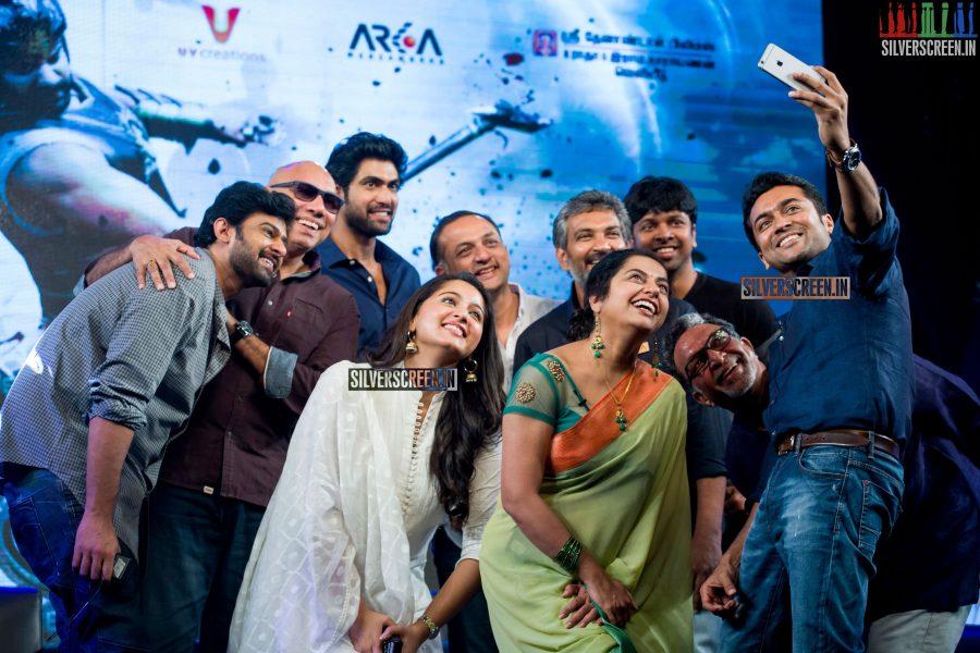 Baahubali Trailer Launch