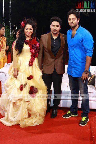 Harish - Abinaya Wedding Reception Photos