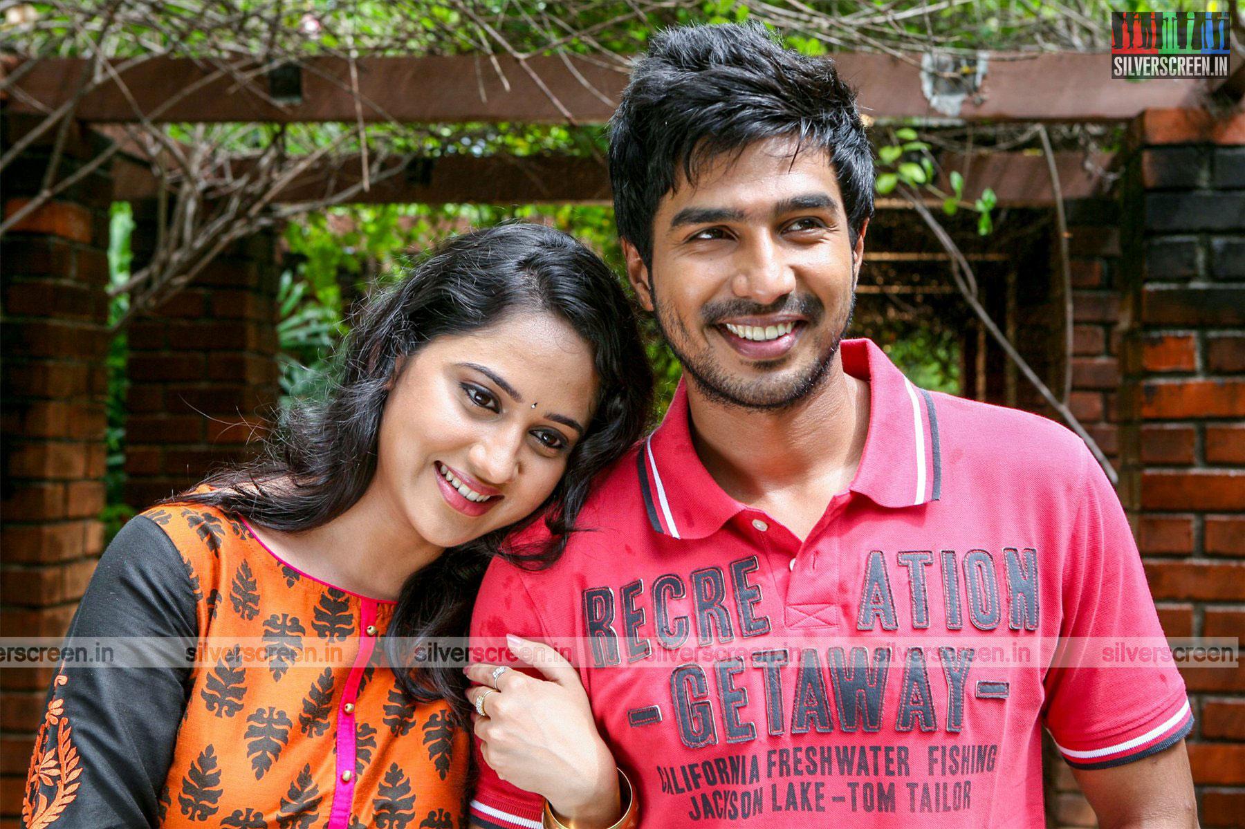 Vishnu and Mia George in Indru Netru Naalai Movie Stills