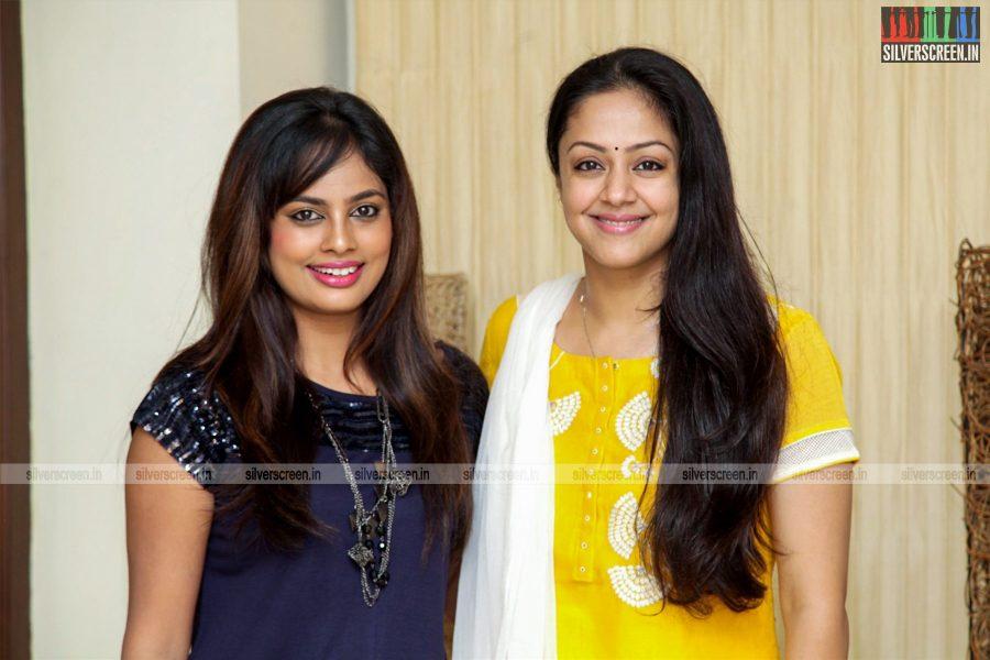 Jyothika Launches Uppu Karuvadu Teaser