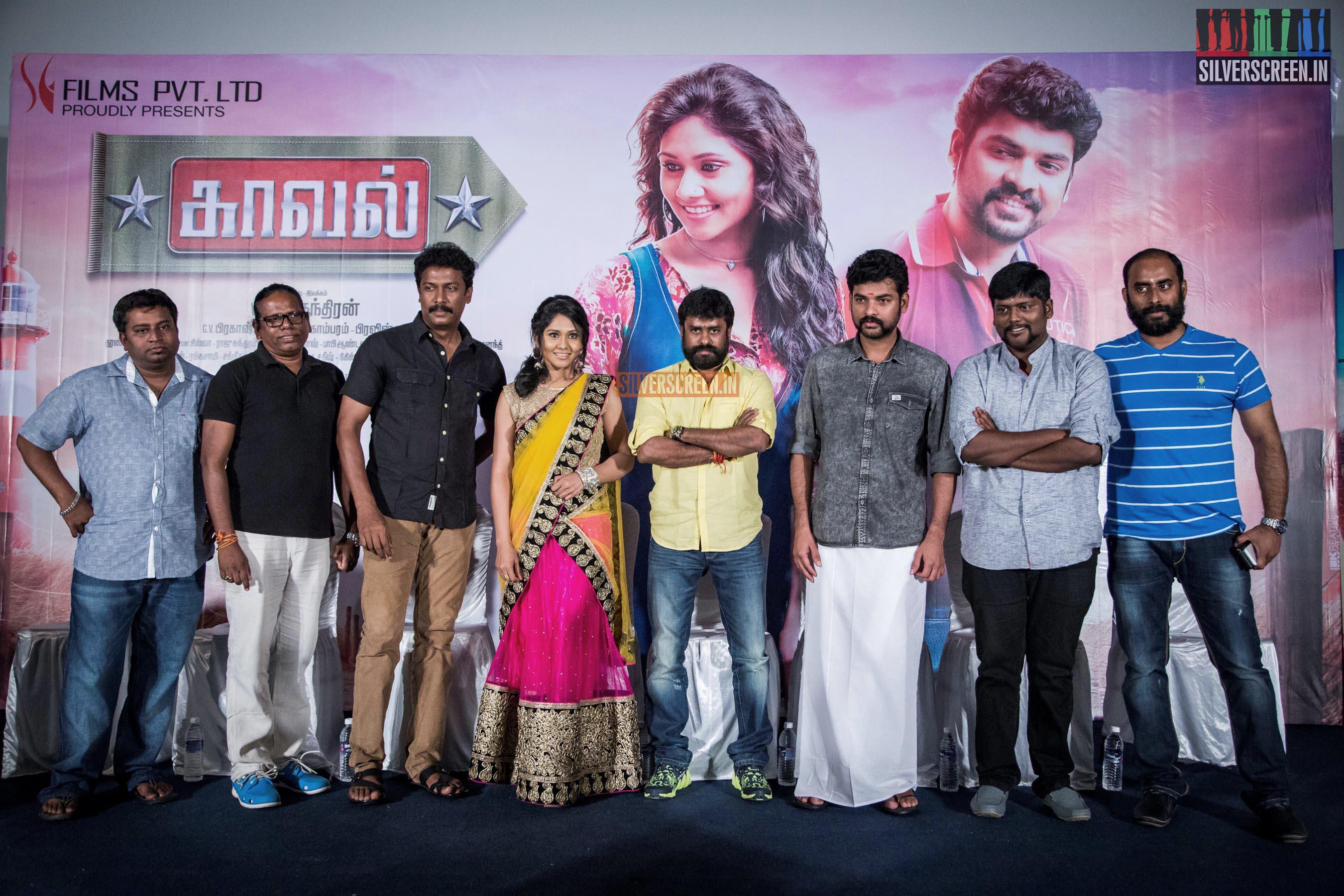 Kaaval Trailer Launch HQ Photos