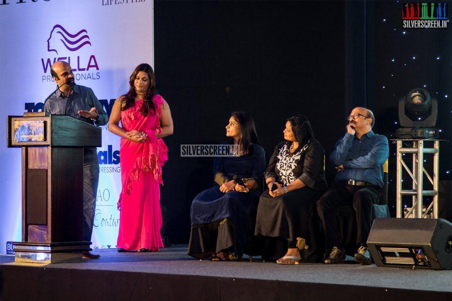 at Launch of Provoke Lifestyle Magazine