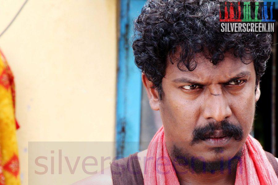 Director Samuthirakani in Nee Yellam Nalla Varuvada Movie Stills